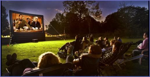 Open Air Movie Night Westergouwe – 29 Juni