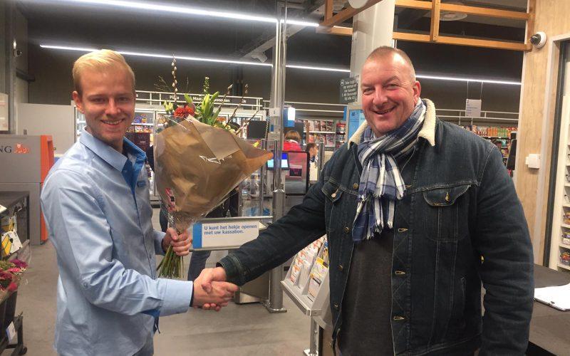 Albert Heijn Westergouwe: Gefeliciteerd!