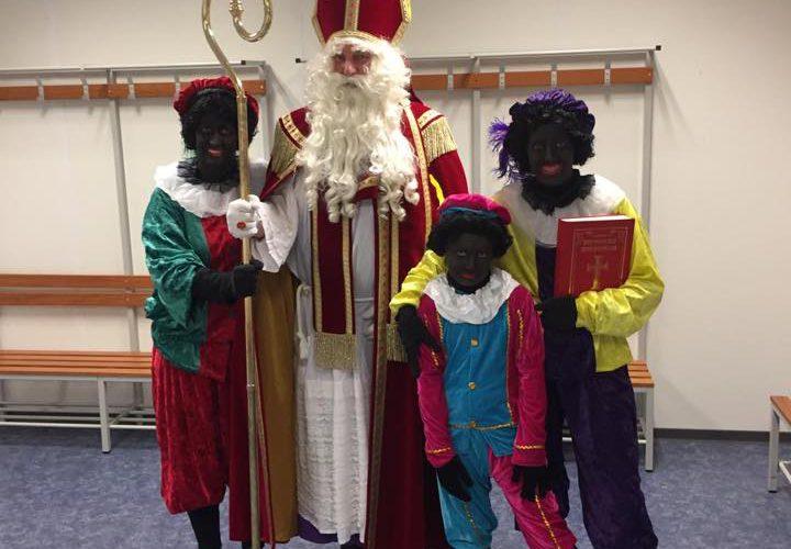 Sinterklaas in Westergouwe